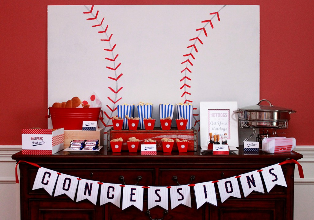 03-Baseball Party (Concessions Stand) Mirabelle Creations