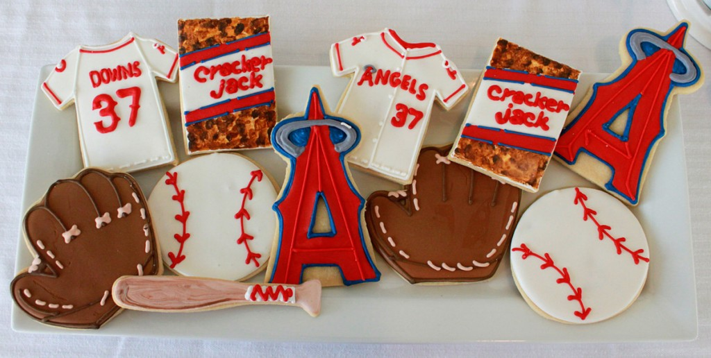 14-Baseball Party (Sugar Cookies) Mirabelle Creations