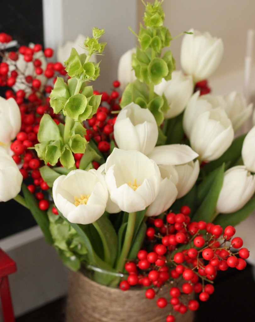 Christmas Flowers Mirabelle Creations