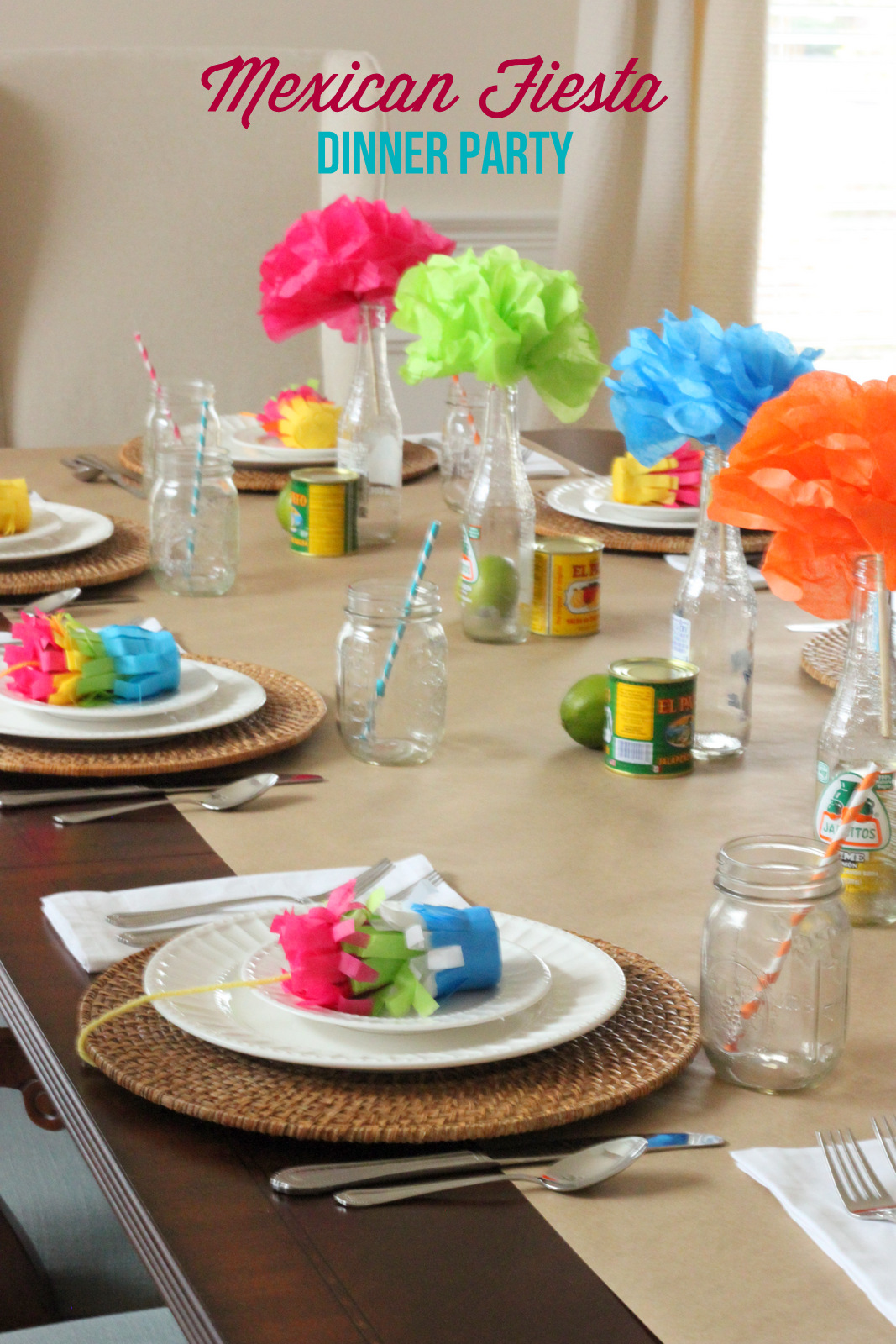 Ideas For Dinner Party Part - 50: Mexican Themed Party Ideas