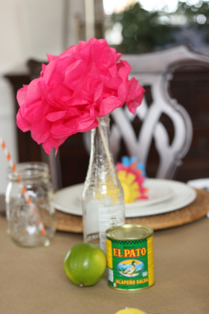 Mexican Party Table Ideas