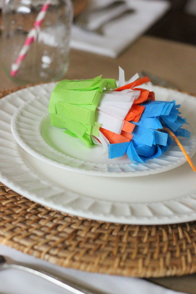 Mini PInata Mexcian party ideas