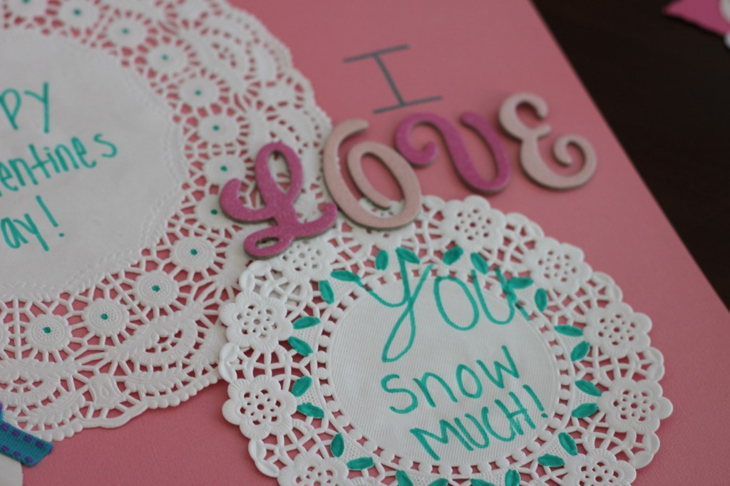 Snow Day Valentines Mirabelle Creations