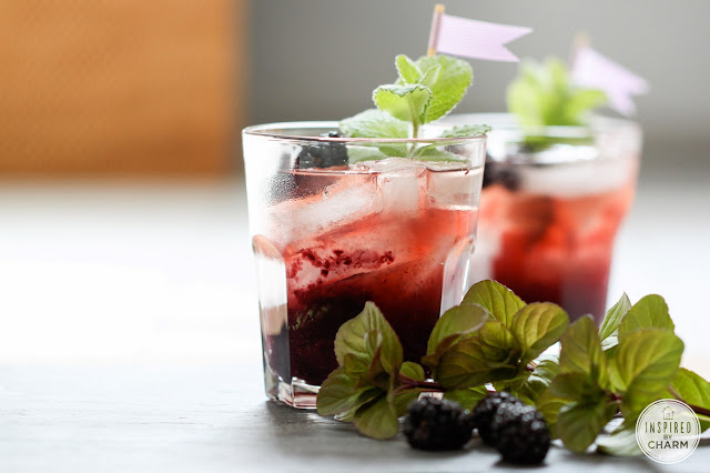 derby-party-menu-blackberry-julep