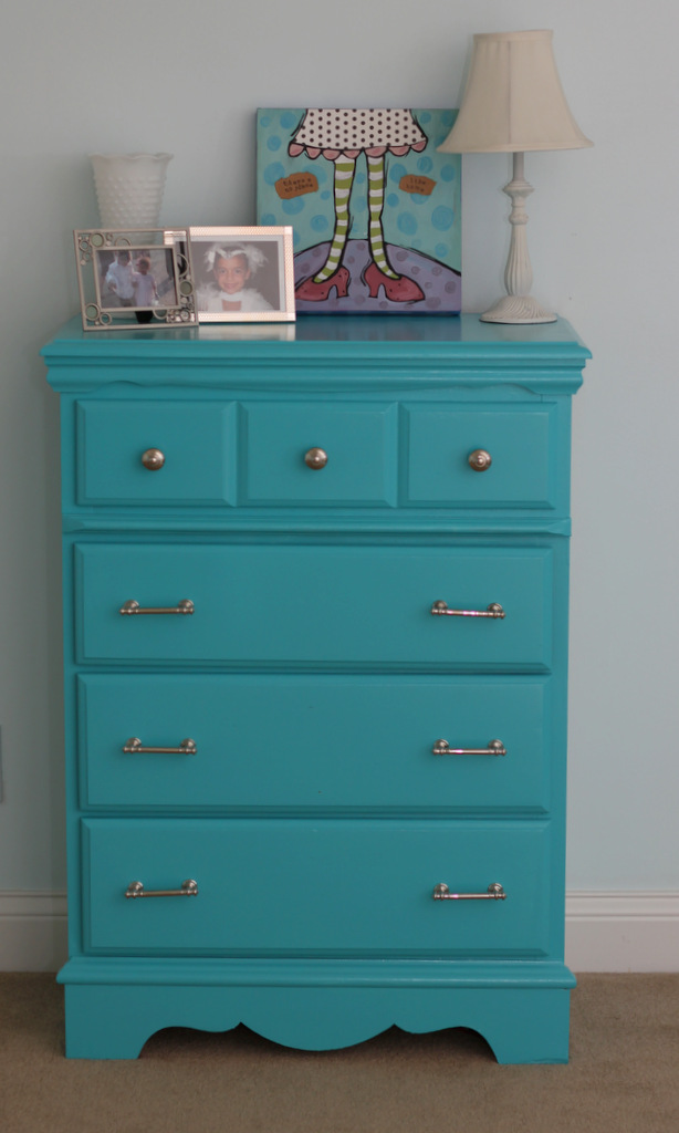 tween-bedroom-painted-dresser-mirabellecreations