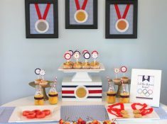 Olympics Party Ideas