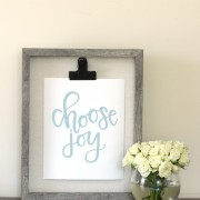 ChooseJoy.Framed