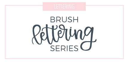 Brush Lettering Series – Tip 2