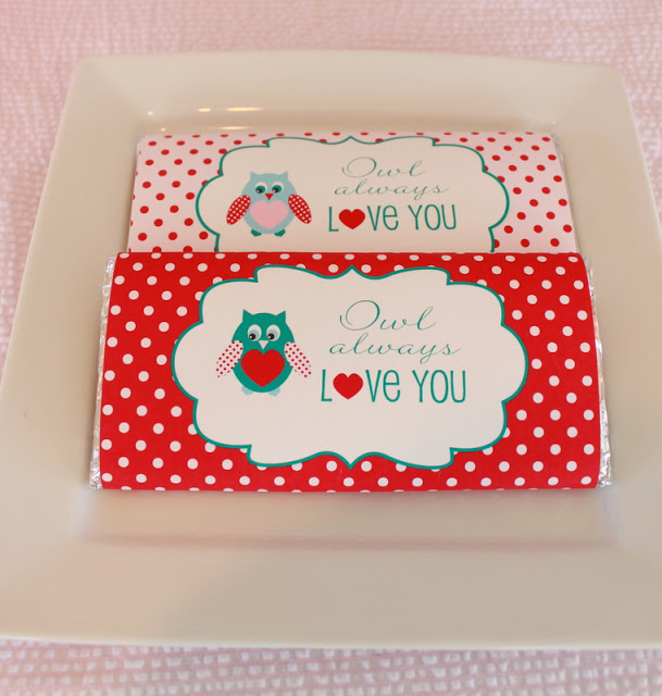 Owl Always Love You Valentine's Day Free Printables by Mirabelle Creations
