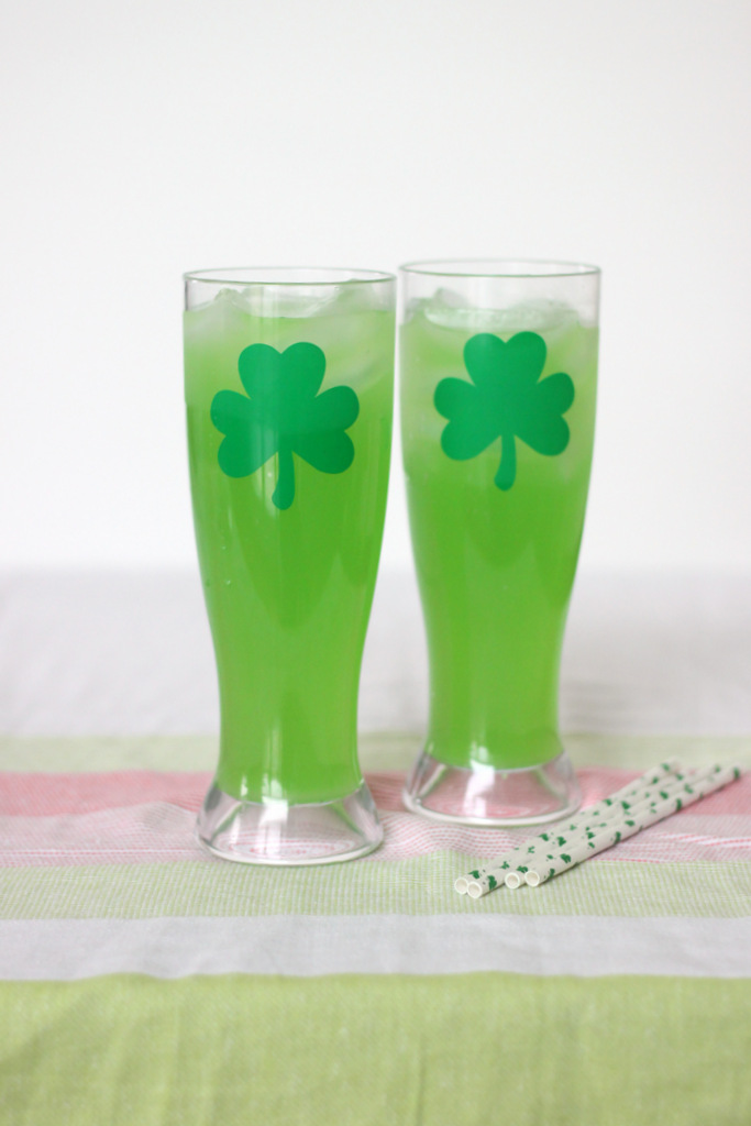Leprechaun Punch by Mirabelle Creations